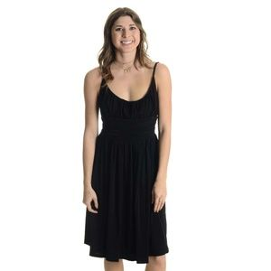 Molly New York Empire Waist Little Black Dress